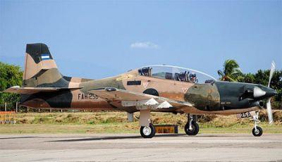 armée du Honduras. 7172