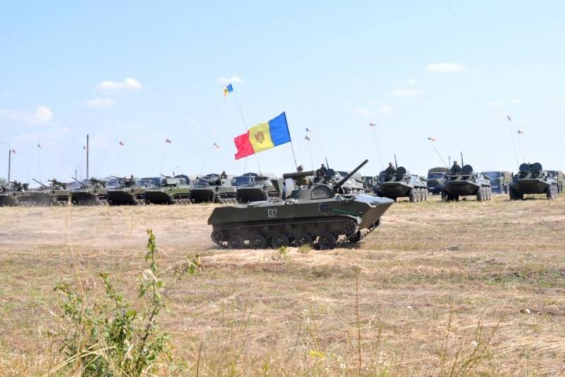 Forces armées moldaves 7213