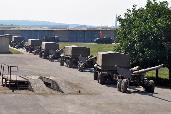 Forces armées moldaves 7226