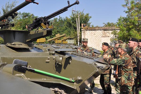 Forces armées moldaves 7234