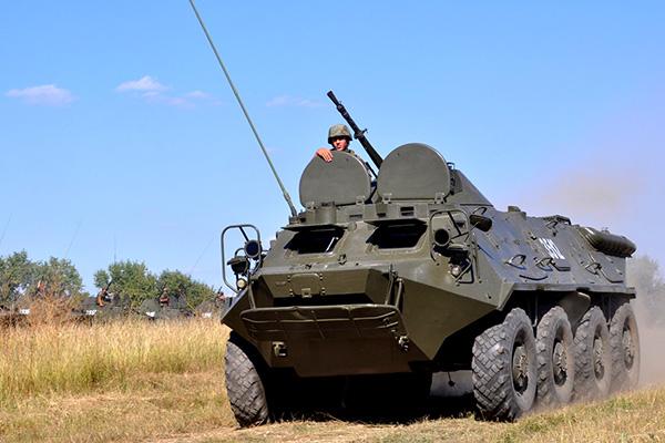 Forces armées moldaves 7246