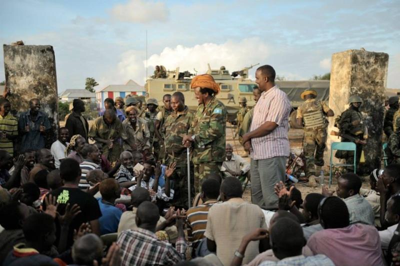 Armée Ougandaise/Uganda Peoples Defence Force (UPDF) - Page 4 7249