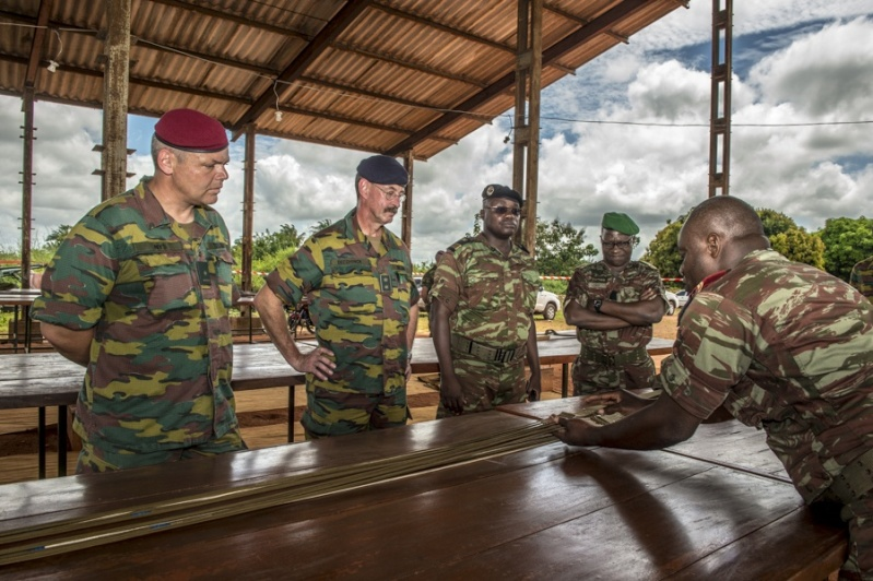 L'Armée du Bénin 7293