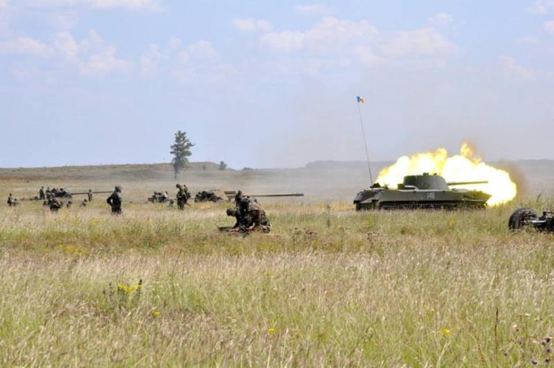 Forces armées moldaves 8173