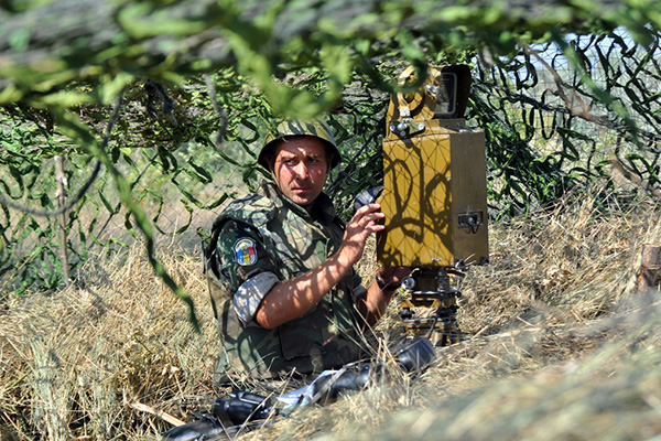 Forces armées moldaves 8183