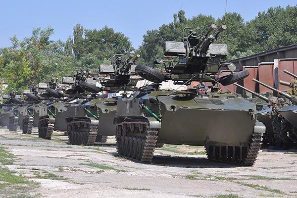Forces armées moldaves 8191