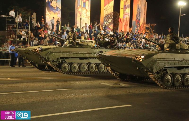 Armée du Nicaragua / Nicaraguan Armed Forces 8207