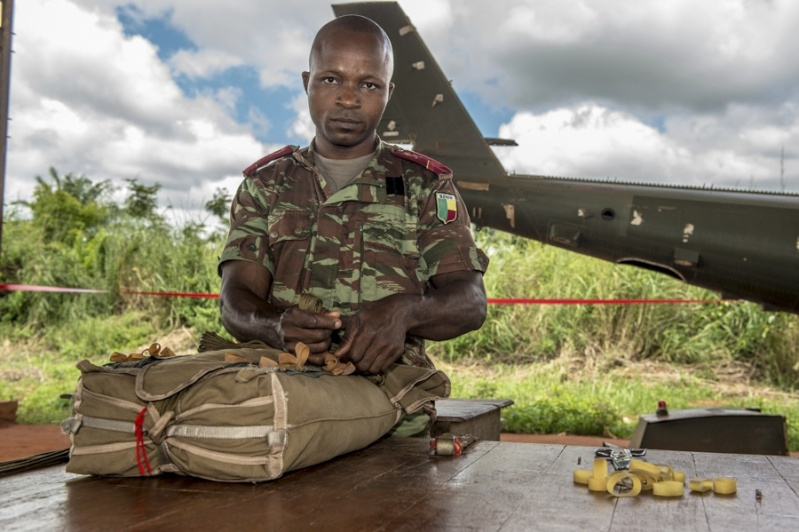 L'Armée du Bénin 8234