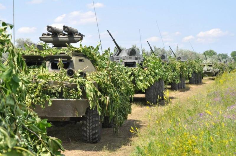 Forces armées moldaves 891