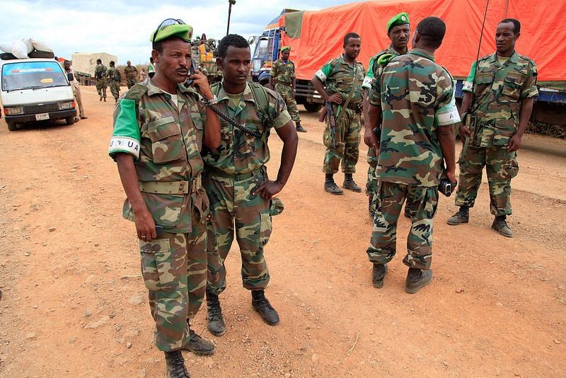 Ethiopian National Defense Force (ENDF) 897