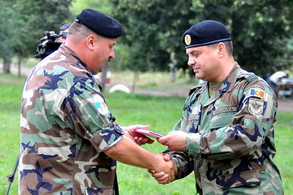 Forces armées moldaves 9111
