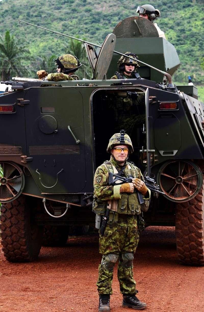 Armée Estonienne/Estonian Army - Page 2 912