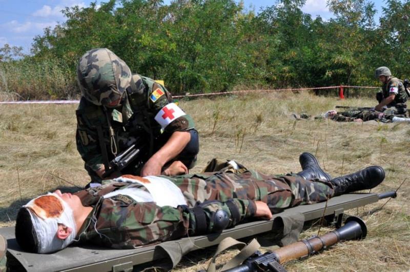 Forces armées moldaves 9123