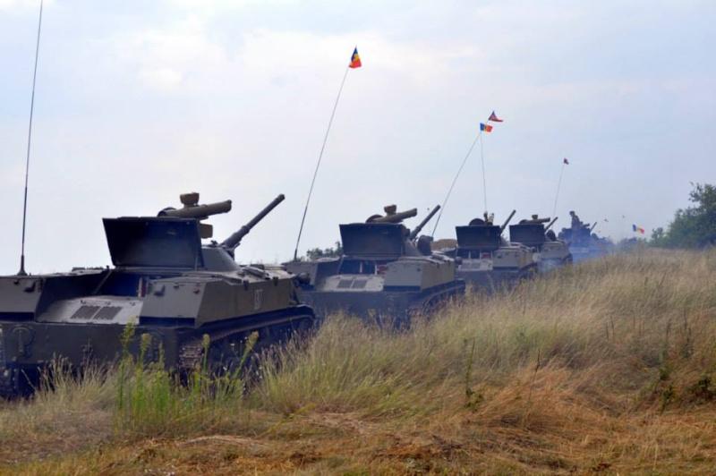 Forces armées moldaves 9125