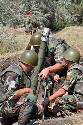 Forces armées moldaves 9132