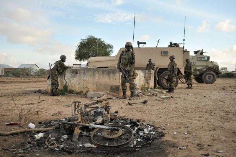 Armée Ougandaise/Uganda Peoples Defence Force (UPDF) - Page 4 9150