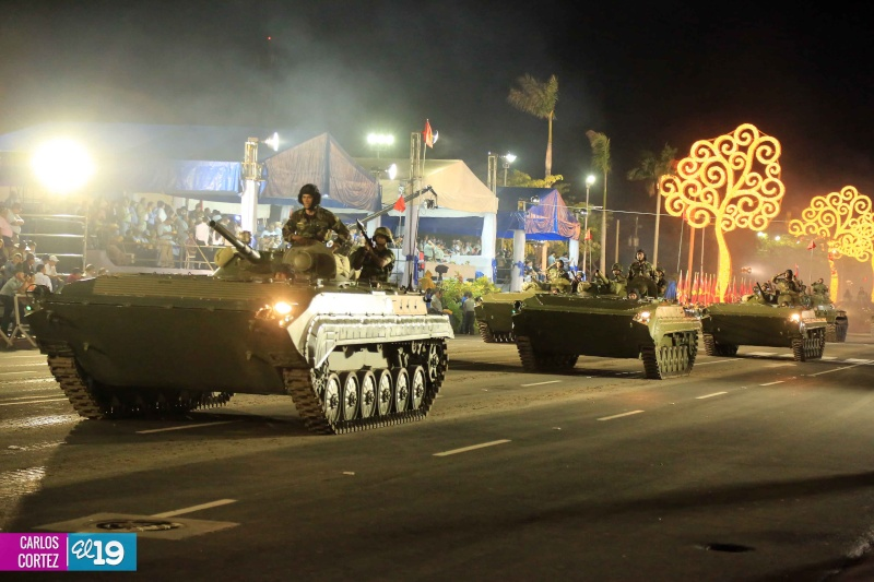 Armée du Nicaragua / Nicaraguan Armed Forces 9155