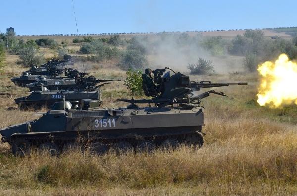 Forces armées moldaves 9170