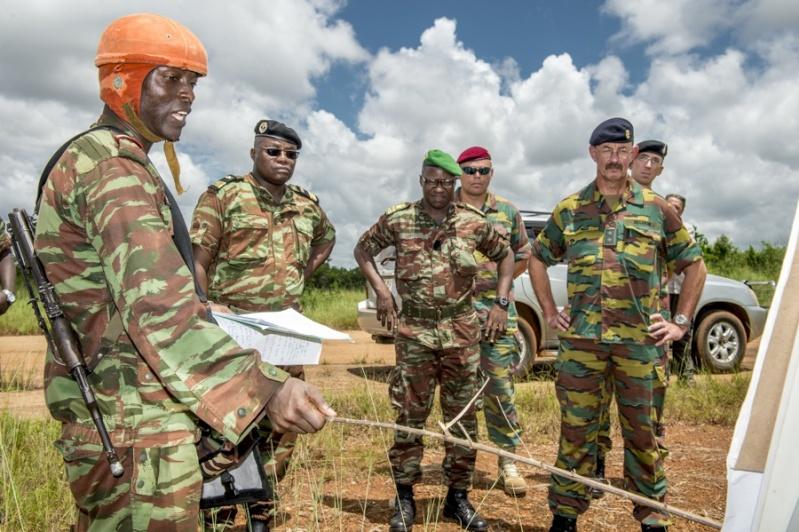 L'Armée du Bénin 9182