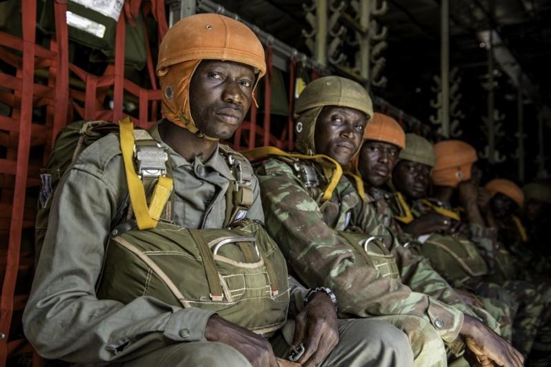 L'Armée du Bénin 9185
