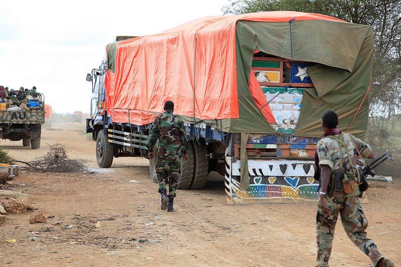 Ethiopian National Defense Force (ENDF) 973