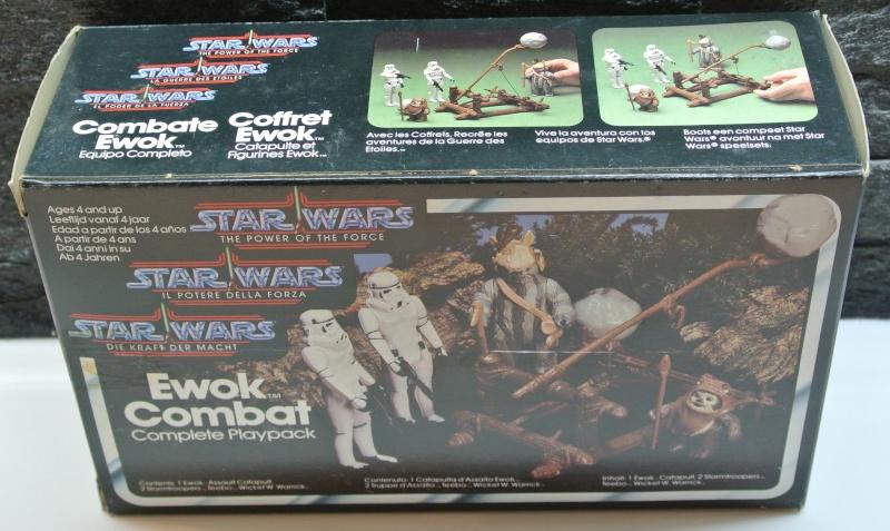 STAR WARS EWOK COMBAT COMPLETE PLAYPACK UNUSED OLD SHOP STOCK!!! £900 Dsc_8010