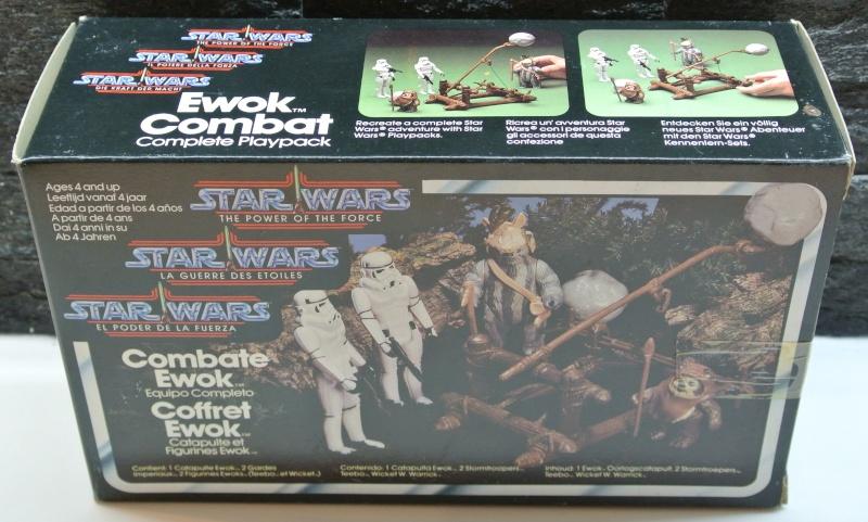 STAR WARS EWOK COMBAT COMPLETE PLAYPACK UNUSED OLD SHOP STOCK!!! £900 Dsc_8011