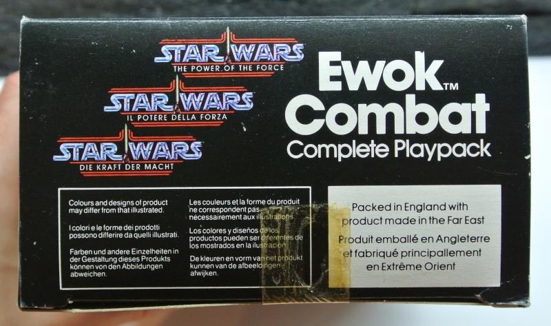 STAR WARS EWOK COMBAT COMPLETE PLAYPACK UNUSED OLD SHOP STOCK!!! £900 Dsc_8012