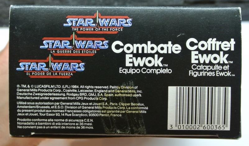 STAR WARS EWOK COMBAT COMPLETE PLAYPACK UNUSED OLD SHOP STOCK!!! £900 Dsc_8013