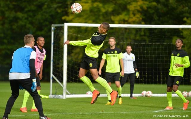 FC Lorient - FC Nantes  ... Match amical - Vendredi 10 octobre 2014, 19h - Stade de la Rabine, à Vannes 1013