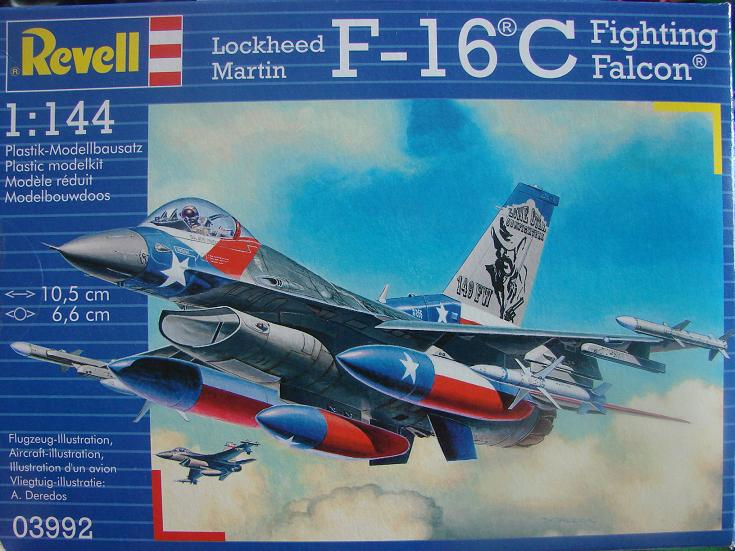 "RNLAF F-16 ""solo display team"" [Revell - 1/144] Dsc00132"