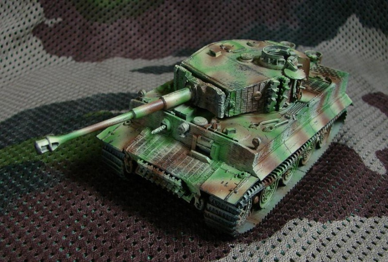 Wittmann's TIGER  [Warlord Games/Bolt Action - 28mm] Dsc01412