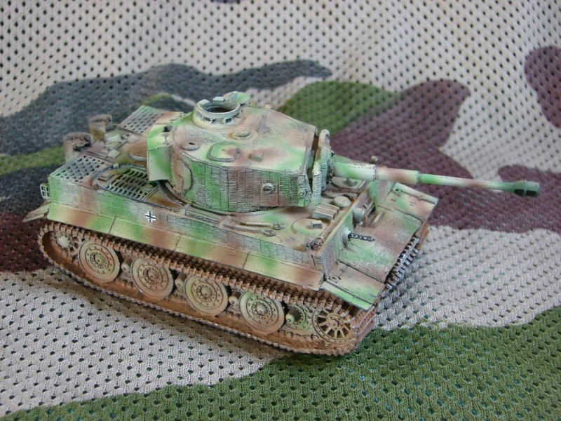 Wittmann's TIGER  [Warlord Games/Bolt Action - 28mm] Dsc01414