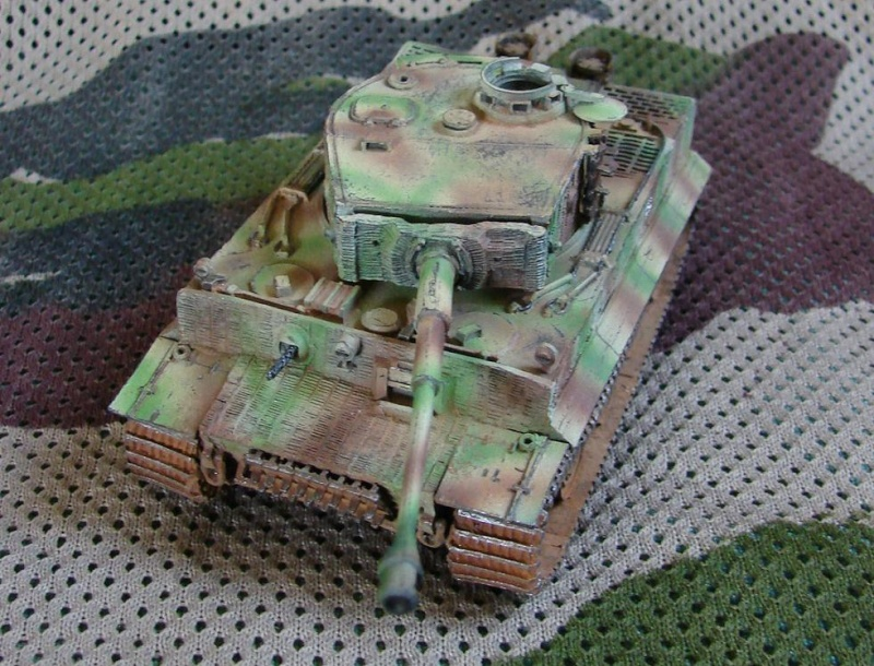 Wittmann's TIGER  [Warlord Games/Bolt Action - 28mm] Dsc01415