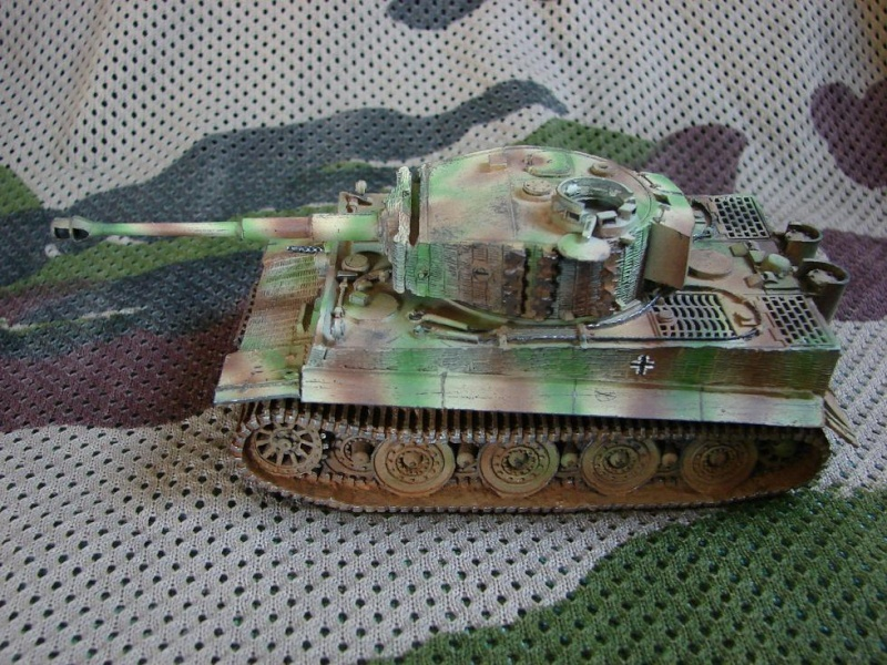 Wittmann's TIGER  [Warlord Games/Bolt Action - 28mm] Dsc01416