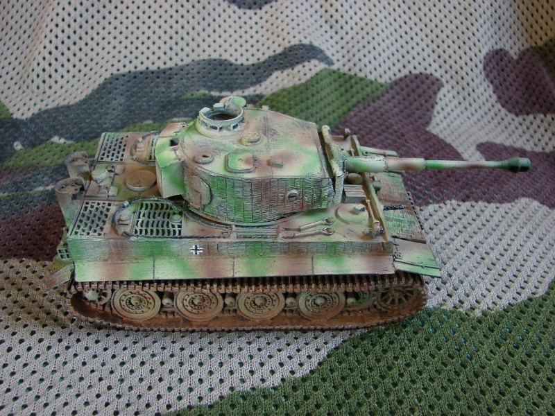 Wittmann's TIGER  [Warlord Games/Bolt Action - 28mm] Dsc01417