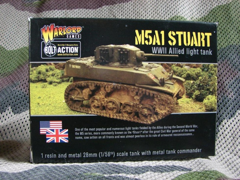 M5A1 Stuart [Warlord games/Bolt Action - 28mm] Dsc01419