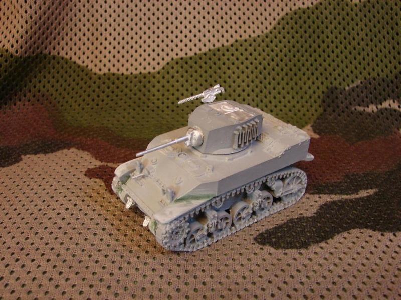 M5A1 Stuart [Warlord games/Bolt Action - 28mm] Dsc01422