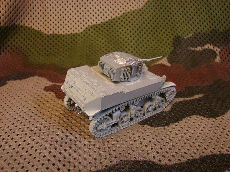 M5A1 Stuart [Warlord games/Bolt Action - 28mm] Dsc01423