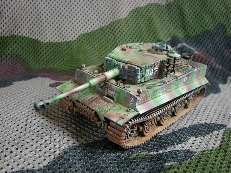 Wittmann's TIGER  [Warlord Games/Bolt Action - 28mm] Dsc01424