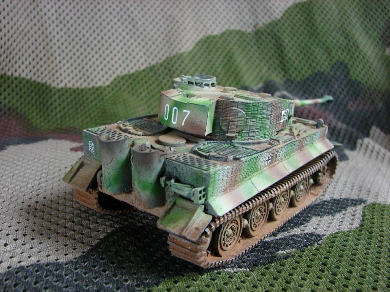 Wittmann's TIGER  [Warlord Games/Bolt Action - 28mm] Dsc01425