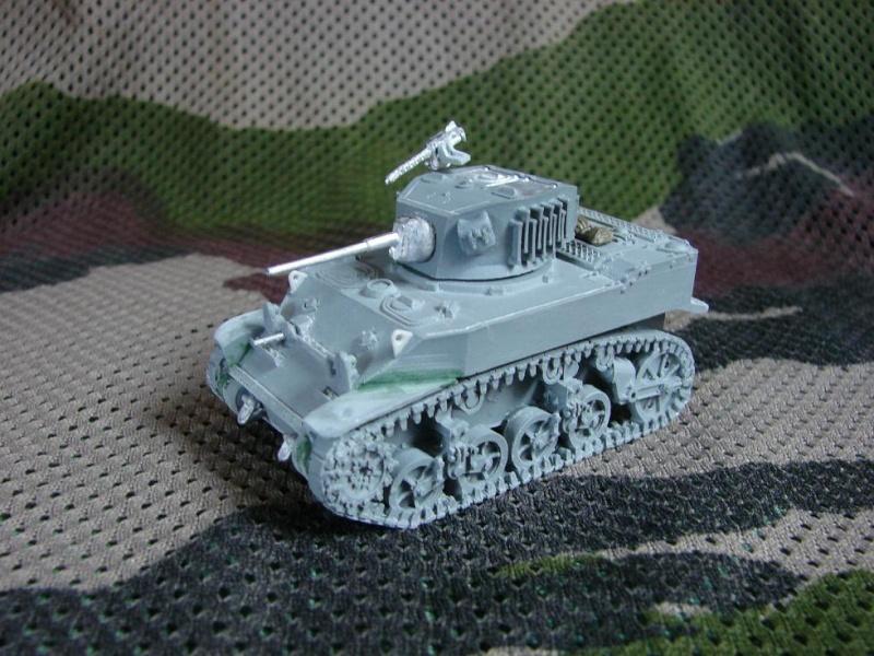 M5A1 Stuart [Warlord games/Bolt Action - 28mm] Dsc01426