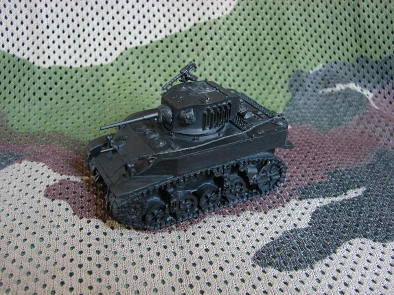 M5A1 Stuart [Warlord games/Bolt Action - 28mm] Dsc01427