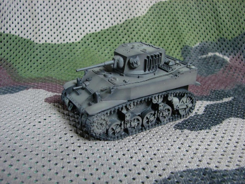 M5A1 Stuart [Warlord games/Bolt Action - 28mm] Dsc01428