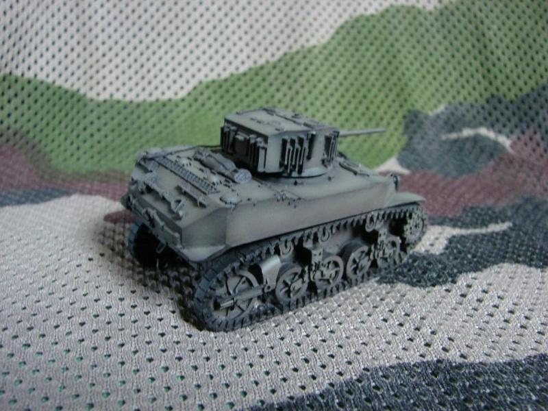 M5A1 Stuart [Warlord games/Bolt Action - 28mm] Dsc01429