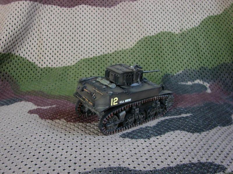 M5A1 Stuart [Warlord games/Bolt Action - 28mm] Dsc01431
