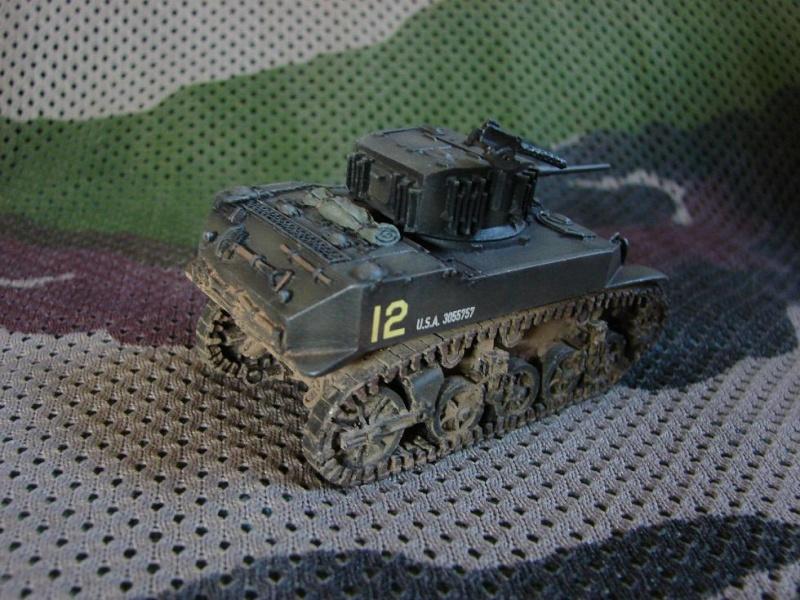 M5A1 Stuart [Warlord games/Bolt Action - 28mm] Dsc01433
