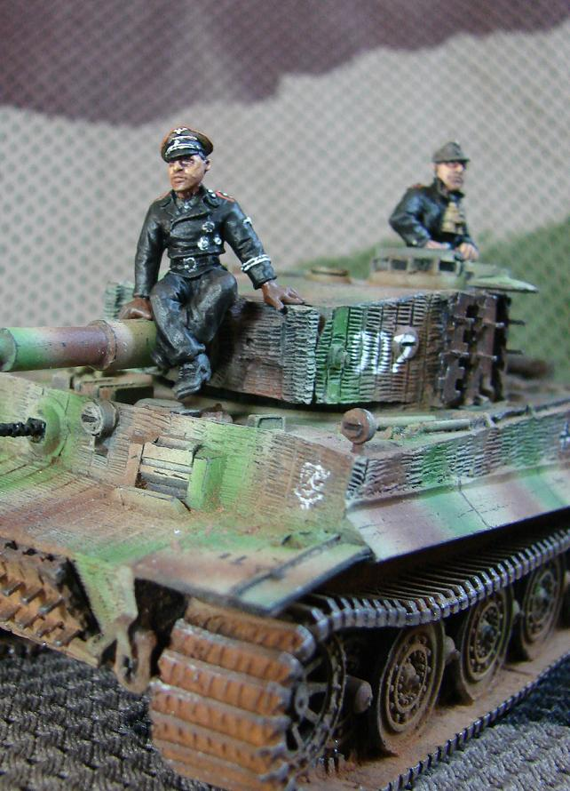 Wittmann's TIGER  [Warlord Games/Bolt Action - 28mm] Dsc01435