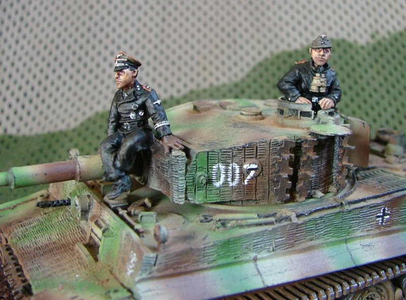 Wittmann's TIGER  [Warlord Games/Bolt Action - 28mm] Dsc01436
