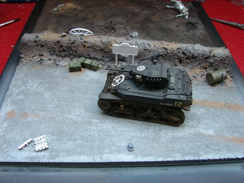 Wittmann's TIGER  [Warlord Games/Bolt Action - 28mm] - Page 2 Dsc01443